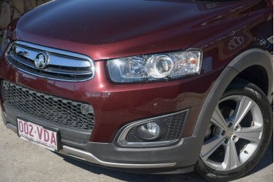 2014 Holden Captiva CG MY14 7 LTZ Suv Image 3