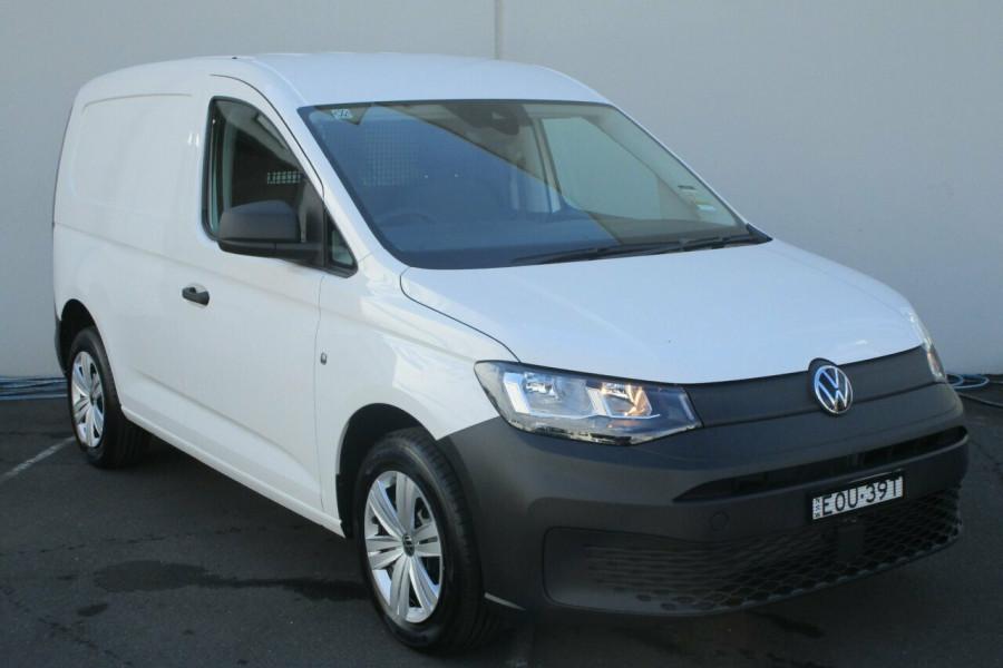 2021 Volkswagen Caddy 5 SWB Van Image 1