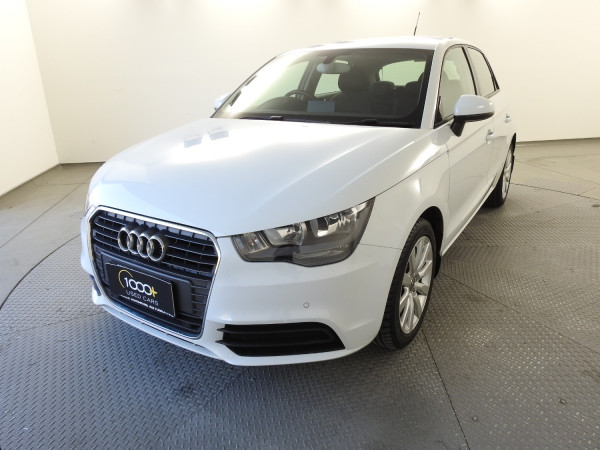 2012 MY13 Audi A1 8X MY13 Attraction Hatchback