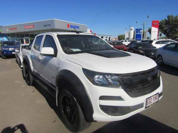 2018 Holden Colorado RG MY18 LS Utility Image 2