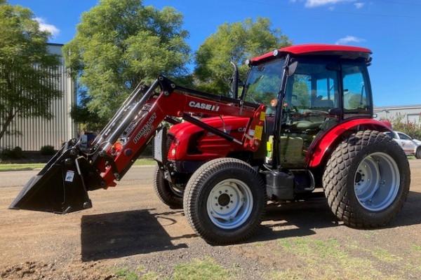 2019 Case IH FARMALL 60B Tractor crawler