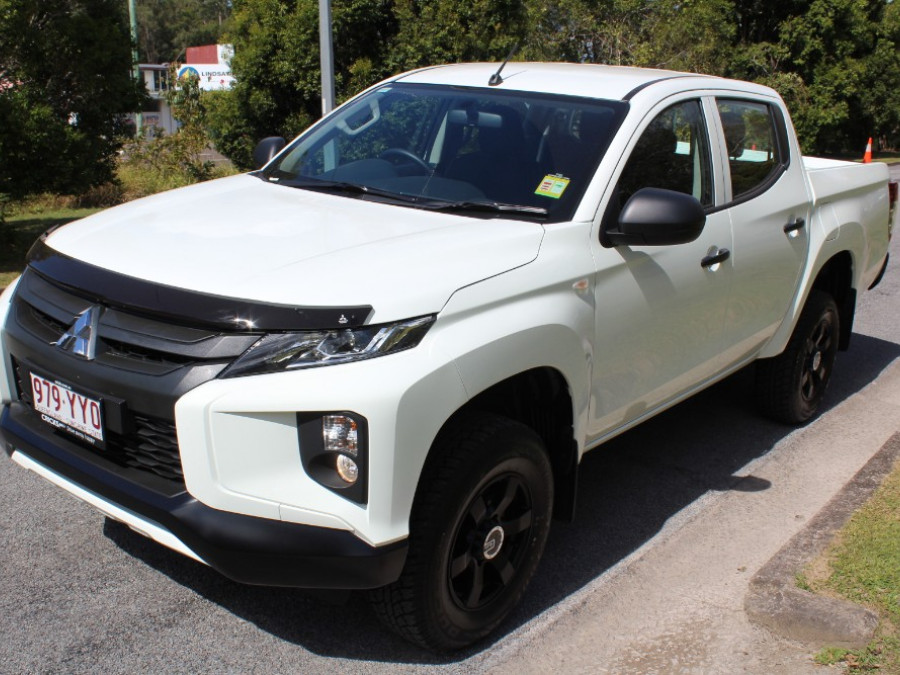 2019 Mitsubishi Triton MR GLX Double Cab Pick Up 4WD Utility
