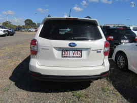 2014 Subaru Forester S4 2.0D Suv Image 5