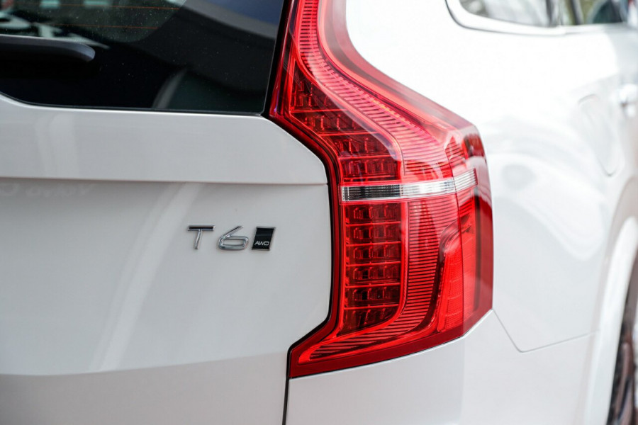 2021 Volvo XC90 L Series T6 Inscription Suv Image 21