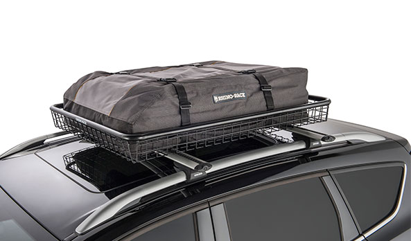 Rhino-Rack Steel Mesh Luggage Carrier - Medium
