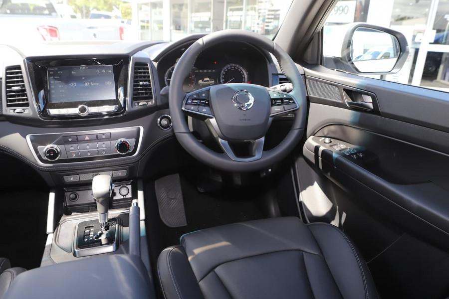 2020 MY20.5 SsangYong Musso Q201 Ultimate XLV Utility Image 9