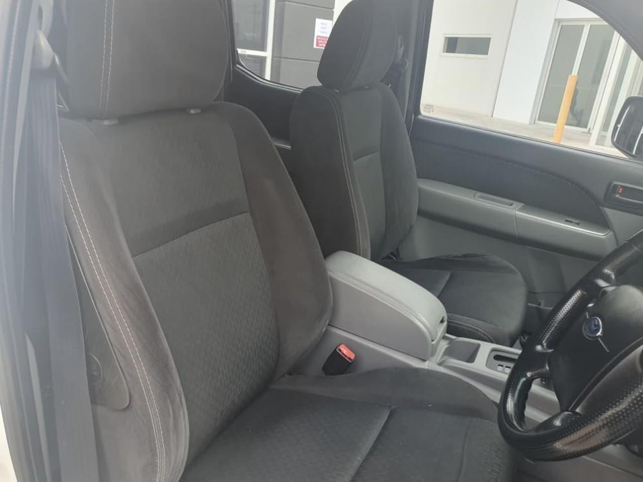2009 Ford Ranger PJ XL Utility