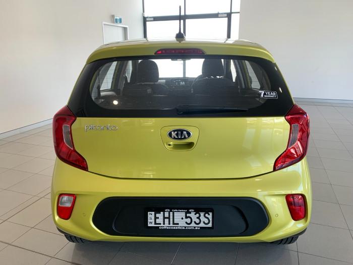 2020 Kia Picanto JA MY20 S Hatchback Image 11