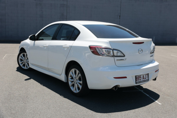 2010 Mazda 3 BL10L1 SP25 Sedan Image 3