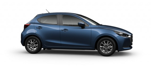 2021 MY20 Mazda 2 DJ Series G15 Pure Hatchback Mobile Image 9