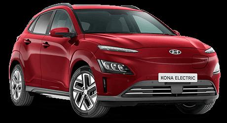 Kona Electric Australia's first 100% electric small SUV.