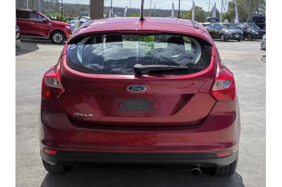 2012 Ford Focus LW Trend Hatchback Image 4