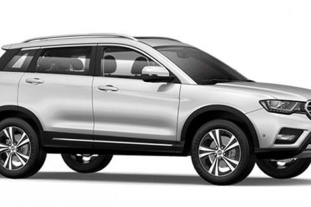 2016 MY19 Haval H6 LUX Suv