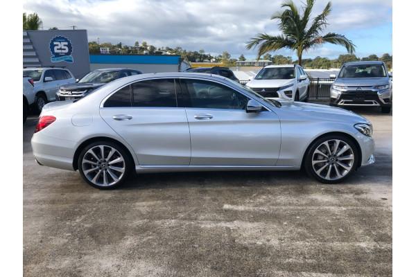 2017 MY57 Mercedes-Benz C-class W205 807+ C250 Sedan Image 4