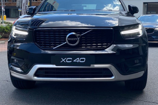 2019 MY20 Volvo XC40 XZ T5 R-Design Suv Image 2
