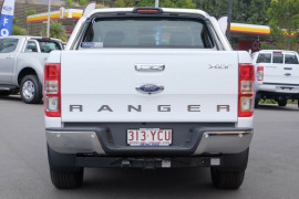 2018 Ford Ranger PX MkII 4x4 XLT Double Cab Pickup 3.2L Utility