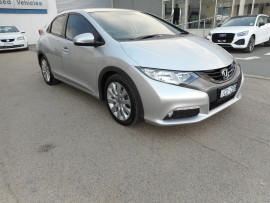 2013 Honda Civic VTI-L 1.8LTR AUTO Hatchback