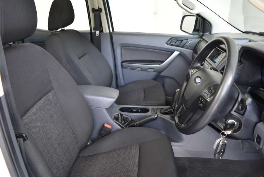 2017 Ford Ranger PX MkII XLS Utility Image 21