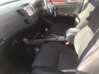 2015 Toyota HiLux KUN26R Turbo SR 4x4 dual cab