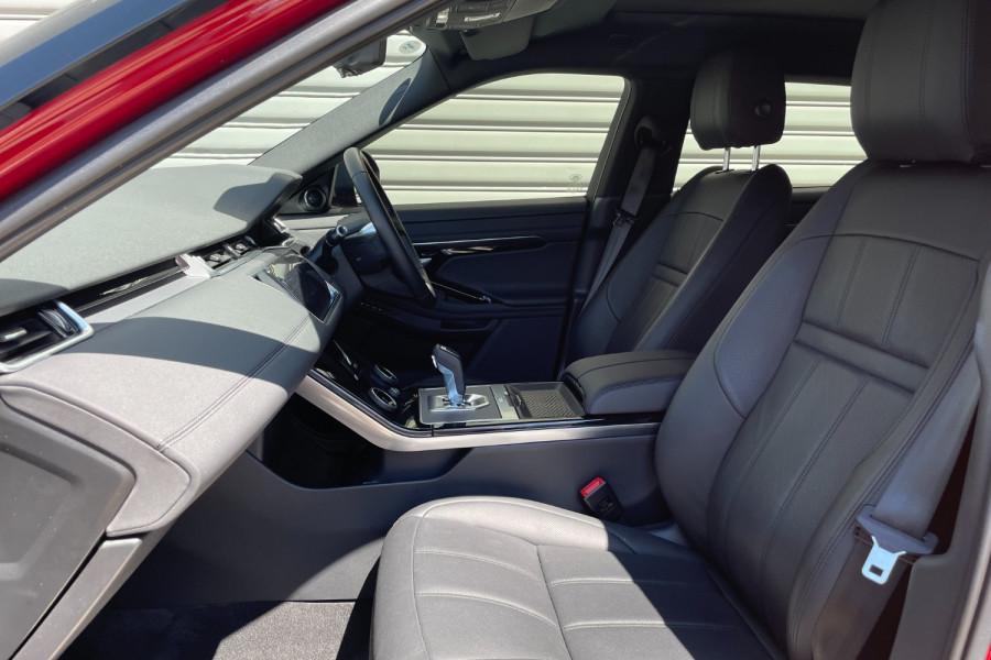 2020 Land Rover Range Rover Evo SE
