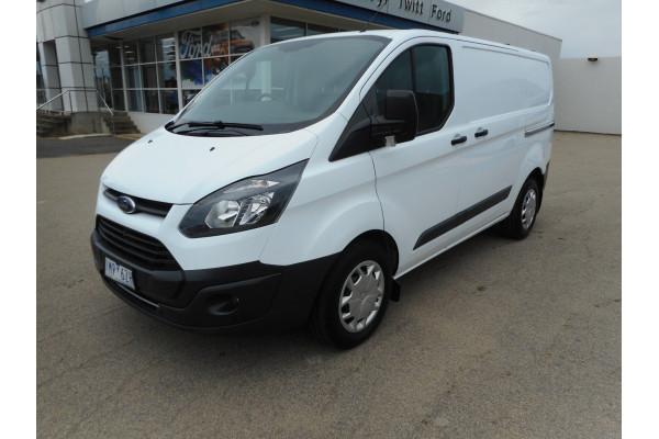 2017 Ford Transit Custom VN 290S Van Image 4