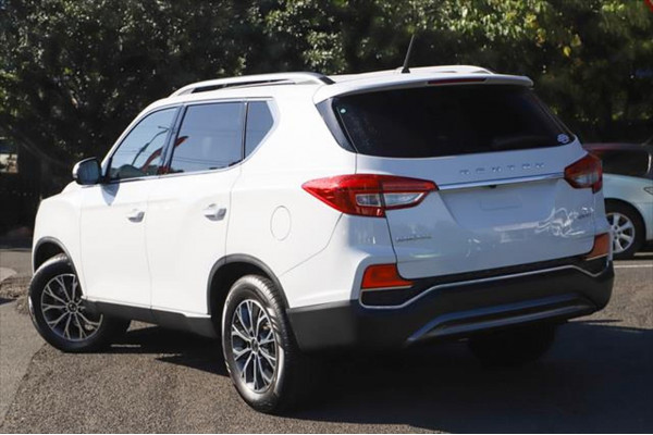 2019 MY20 SsangYong Rexton Y400 ELX Suv Image 2