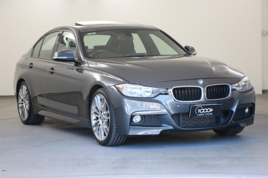 2013 MY12 BMW 3 Series F30 MY1112 328i Sedan