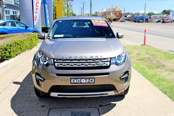 2016 MY16.5 Land Rover Discovery Sport L550  SD4 SD4 - HSE Suv
