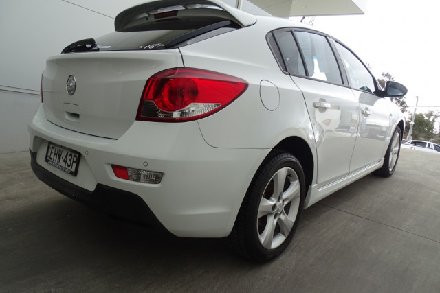 2012 Holden Cruze SRi 6 of 22