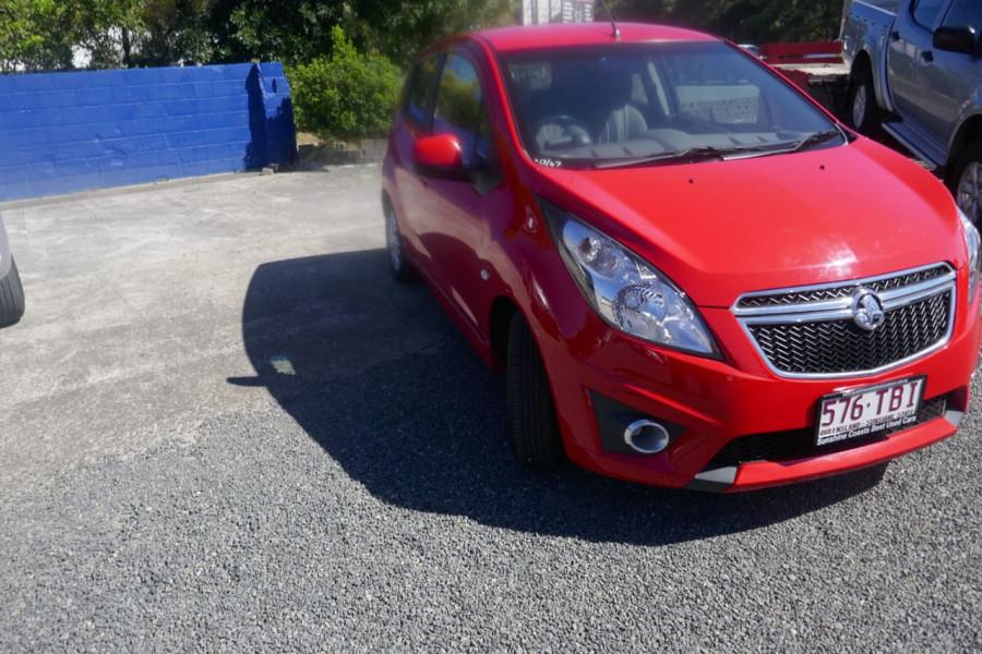 2013 Holden Barina TM CD Hatchback