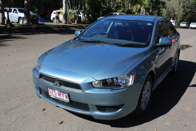 2010 MY11 Mitsubishi Lancer Hatchback Image 4