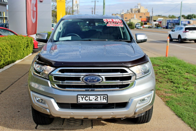 2015 Ford Everest UA Trend Suv Image 3