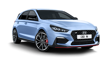 i30 N Born in Namyang, honed at the Nurburgring.