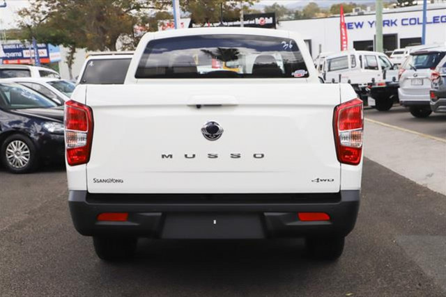 2020 SsangYong Musso Ultimate XLV 3 of 22