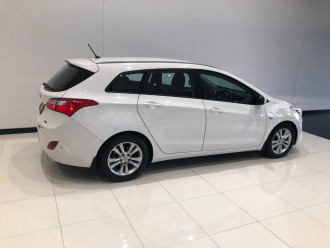 2014 Hyundai I30 GD Turbo Active Wagon
