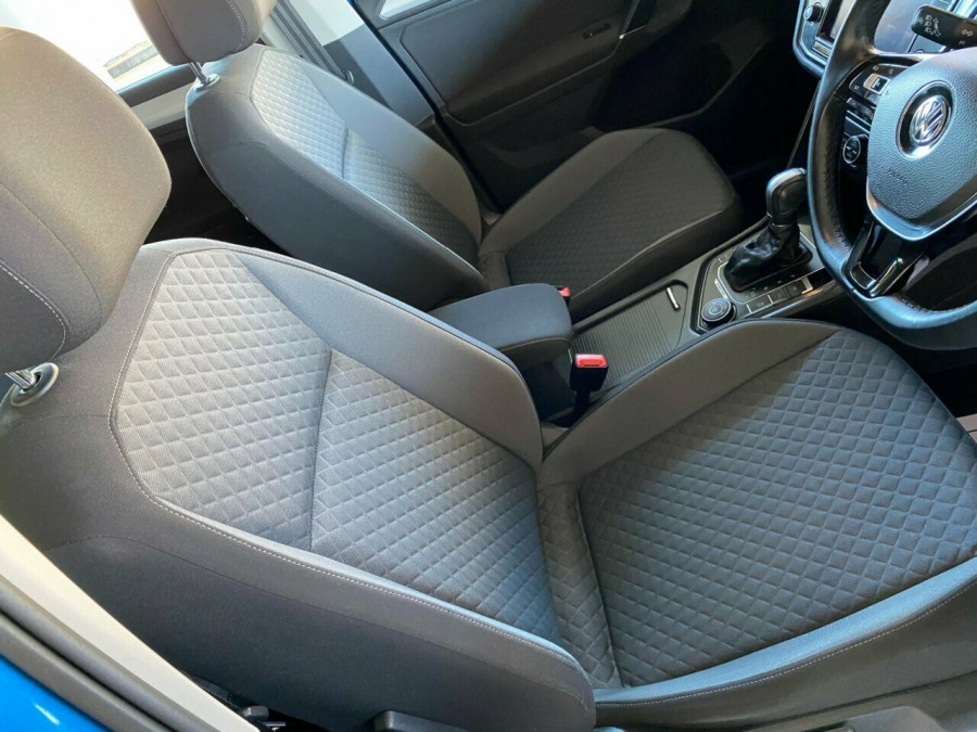 2016 Volkswagen Tiguan 5N  132TSI Suv Image 19