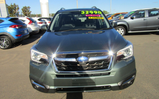 2017 Subaru Forester S4 2.0D-S Suv Image 3
