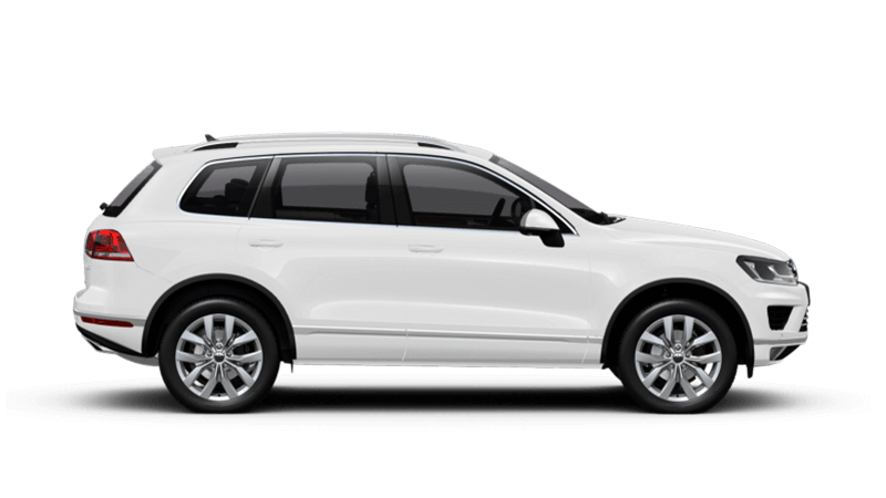 Touareg V8 TDI R-Line 8 Speed Automatic