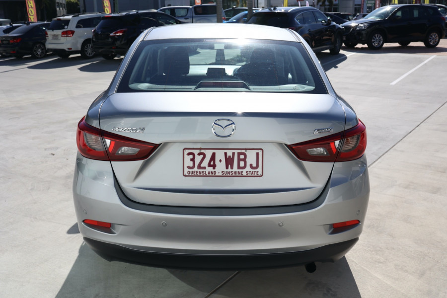 2015 Mazda 2 DL2SAA Neo Sedan Image 4