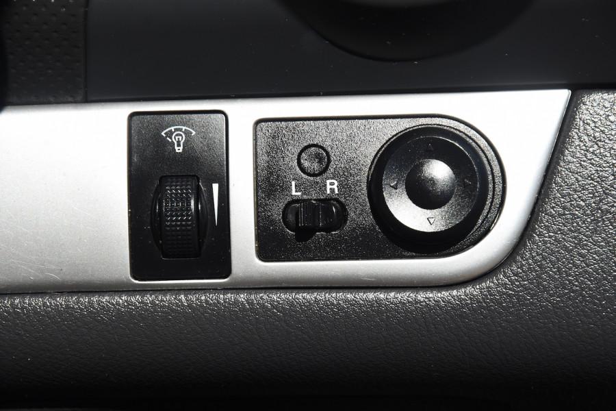 2009 Holden Barina TK MY09 Hatchback Image 16