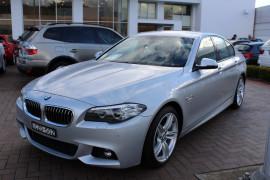 BMW 520d M Sport F10 LCI M