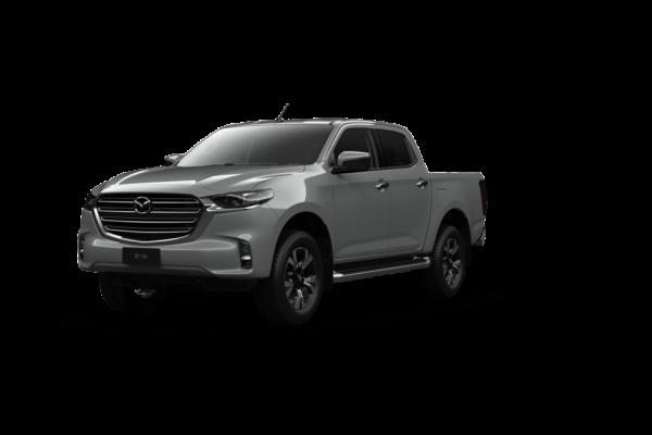 2020 MY21 Mazda BT-50 TF XTR 4x4 Pickup Utility - dual cab Image 2