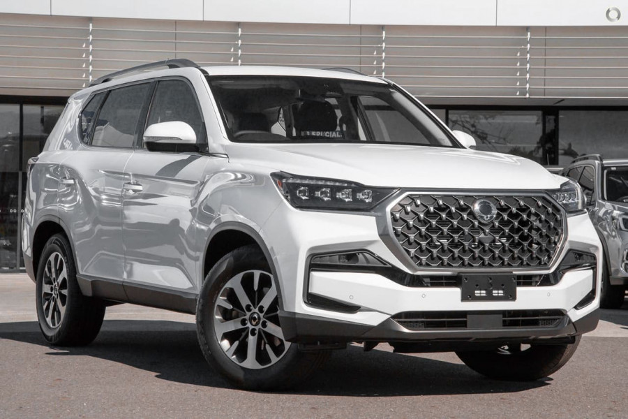 2021 SsangYong Rexton Y450 ELX Suv Image 1