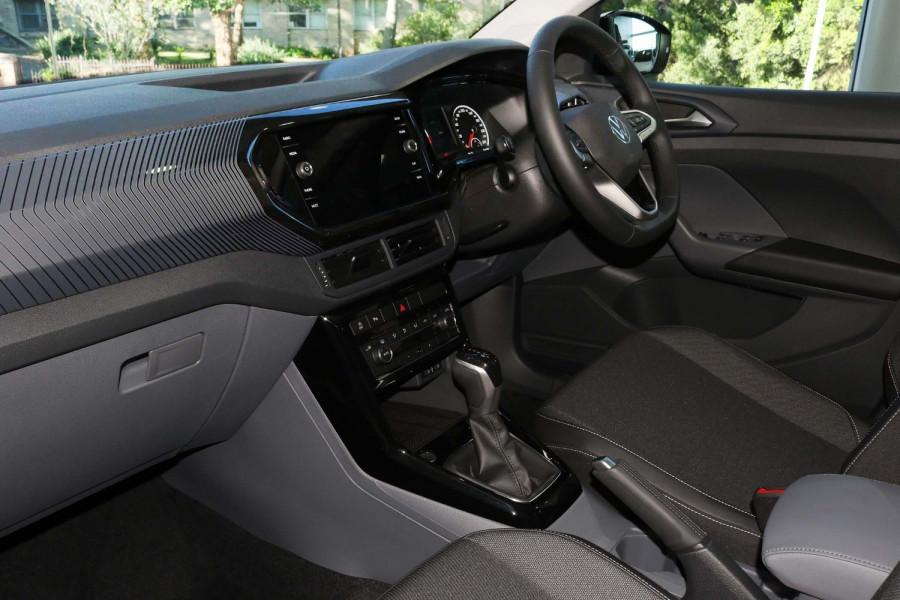 2021 Volkswagen T-Cross C1 85TSI CityLife (Black) Suv Image 5