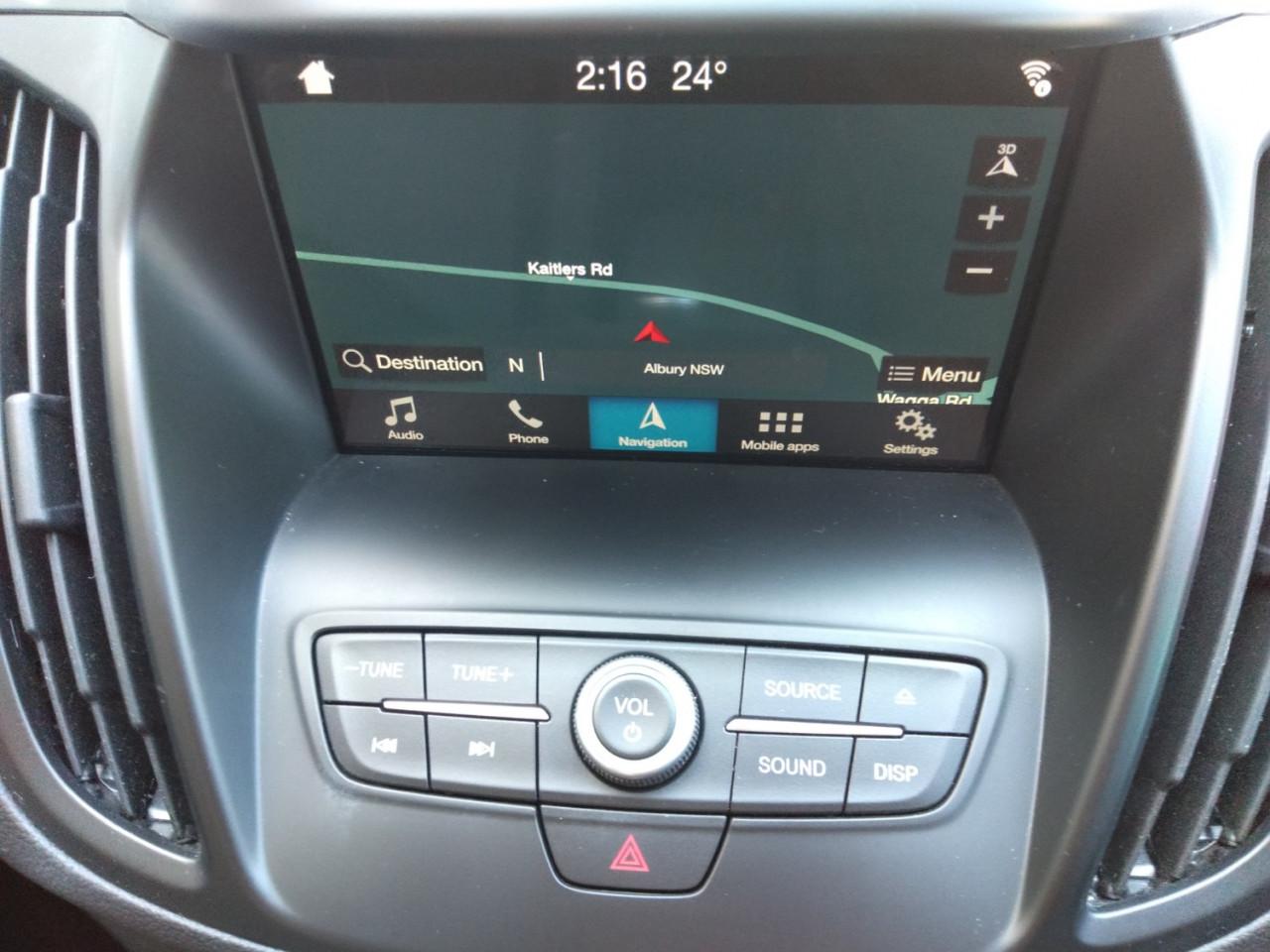 2017 Ford Escape ZG AMBIENTE Suv Image 10