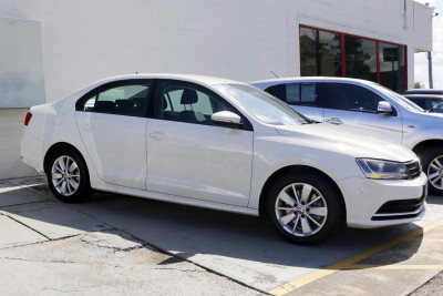 2015 Volkswagen Jetta 1B  118TSI Trendline Sedan