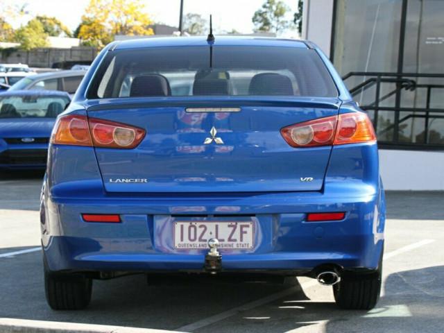 2009 Mitsubishi Lancer CJ MY09 VR Sedan