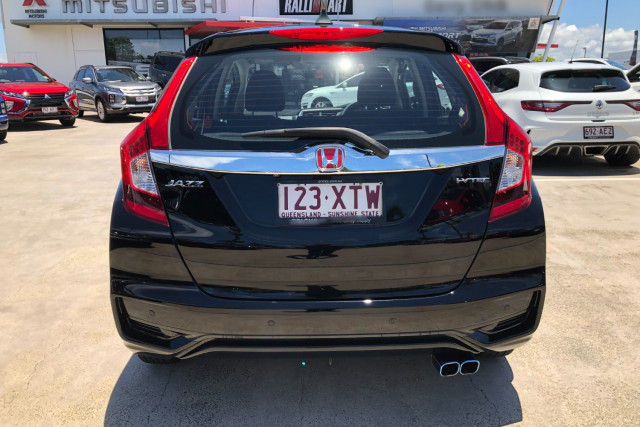 2018 MY13 Honda Jazz GE  VTi Hatchback Image 4