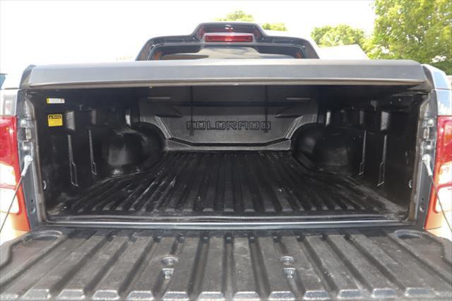 2016 MY17 Holden Colorado RG MY17 Z71 Utility Image 5