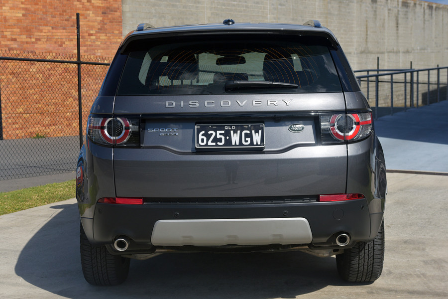 2015 MY16 Land Rover Discovery Sport L550 16MY SD4 Suv Mobile Image 5